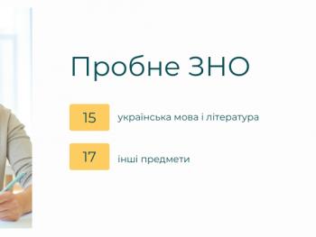 ПРОБНЕ ЗНО-2020 (ДАТИ, ПЕРЕПУСТКИ, ПОРАДИ)